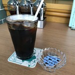 Sapporo Pancake&Parfait Last MINT - アイスコーヒー