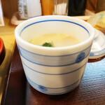 和食処 こじま - 茶碗蒸し