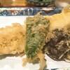 海老民 - 料理写真:穴子天