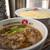ラーメン人生JET - 醤油つけ麺