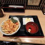135505410 - 白えび天丼