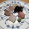 おおいた花山椒 - 料理写真:お造り盛り合わせ