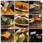 韓国家庭料理 炭火焼肉 しんちゃん -