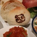 Bistro Panda - 料理写真: