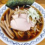 麺屋 とろも - 料理写真:冷やしラーメン 手打ち麺