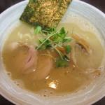藤丸 - らーめん 鶏塩味650円