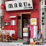 イタリア食堂MARU。 - 日曜日は12時からやってます