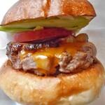 Burger Stand Tender - ベーコンチーズバーガー