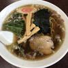 中国料理 誠華園 - 料理写真:ラーメン(550円)