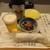 大衆割烹 ひかり - 料理写真:瓶ビール(490円)とお通し