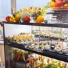 武藏 - 料理写真:ワゴンブッフェがお席へお料理を運びます。
