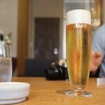 アッラゴッチャ - 生ビール