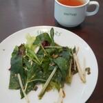 SHUTTERS - サラダ&スープ