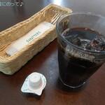 SHUTTERS - アイスコーヒー