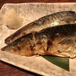 魚豊 - サバの西京漬