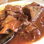 ポリネシアン - 料理写真:大きな牛肉の塊