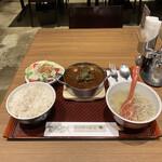 伊達の牛たん本舗 - 牛たんシチュー定食('20/08/26)