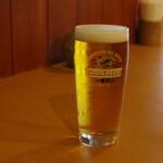 カフィアライム - 生ビール