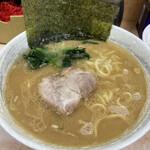 川崎家 - 料理写真:うまし一杯。豚鳥醤油のバランス良し。