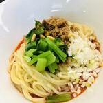 四川担担麺 蒼雲 - 冷やし四川担担麺(*゚▽゚*)