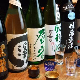 日本酒好きが「絶品料理・地酒・時間」を愉しみに集うお店です。