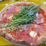 ピッツェリア トラットリア レプロット - 料理写真:プロシュート・エ・ルッコラ