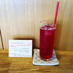 伊勢外宮前料理店 cocotte山下 - 期間限定:赤しそジュース