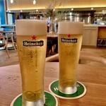 ケゴマチコモン wine&dining - 生ビール