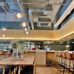 ケゴマチコモン wine&dining - 店内