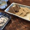 薬庵 - 料理写真:蕎麦刺身