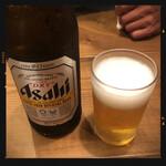 すし酒場 フジヤマ - 瓶ビール