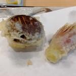 天文本店 - 料理写真:椎茸とミョウガ