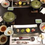 新木鉱泉旅館 - 料理写真: