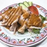 餃子の王将 - 棒々鶏