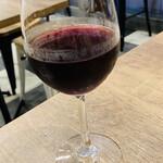 肉バルガッチャ - 赤ワイン