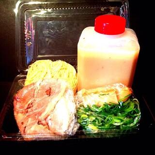 銀麺 - 料理写真: