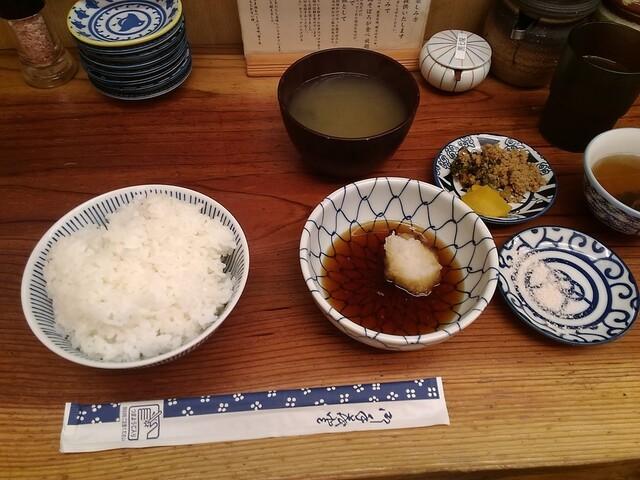 天ぷらすずきの料理の写真