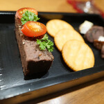 鉄板ラウンジ 旬 - 前菜