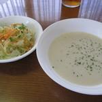 大衆レストラン No.1 - スープ&サラダ