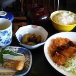 醍醐 - ランチ850円で大満足ですね!