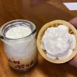 ㈲山村乳業 - 冷凍プリンソフト
