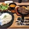 春美可 - 料理写真:道産リブロースステーキセット