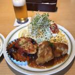 タカセ - お肉とお魚のランチ