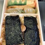 福豆屋 - 料理写真:海苔のりべん(1,000円)