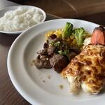 レッドロブスター - ロブスターの黄金焼き&ジューシーカットステーキ