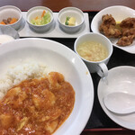 中国料理 千琇 - 選べる平日ランチセット