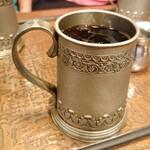 モントレー - 口コミには入れなかったが、コーヒーが美味しかった。+150円。