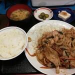 ヨット食堂 - 料理写真: