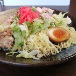 壱麺 - 料理写真:だいたい酢入り冷やし中華 720円