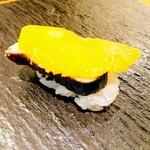 和幸寿司 - オレンジ&フォアグラ